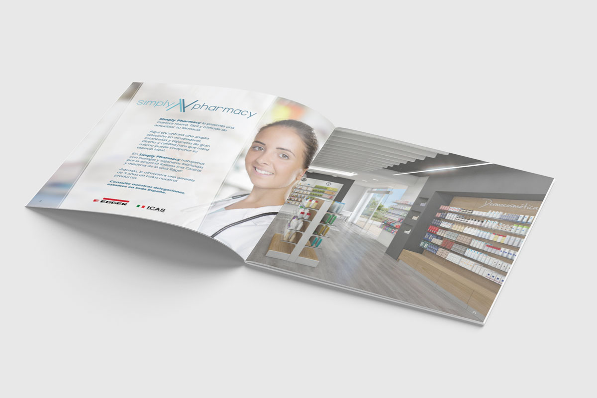 INTERIOR CATALOGO SIMPLY PHARMACY