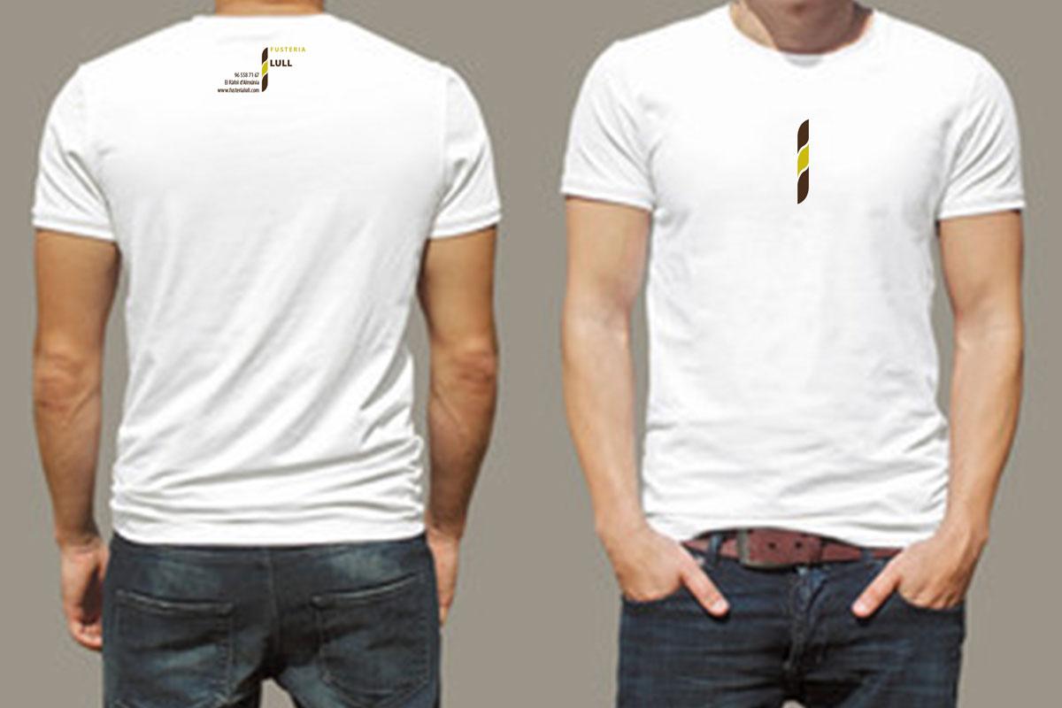 camiseta fusteria lull